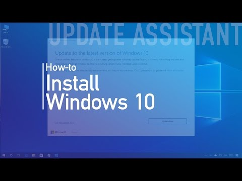 Windows 10 Creators Update: 'Update Assistant' install process