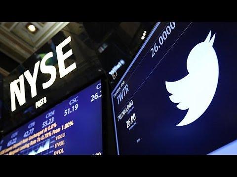 Sweet tweets: Twitter beats Wall Street revenue targets
