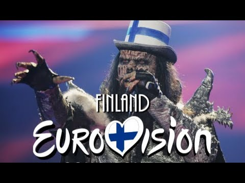 Eurovision Song Contest | Finland (1961 - 2018) | All The Entries