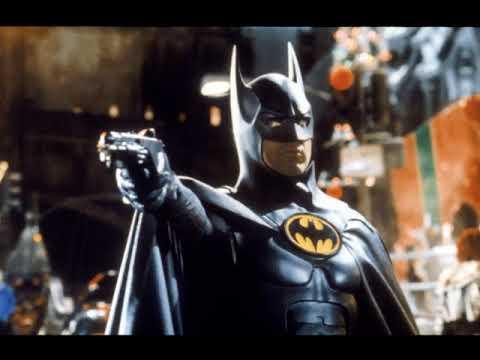 Batman Returns audiobook - read by Michael Murphy