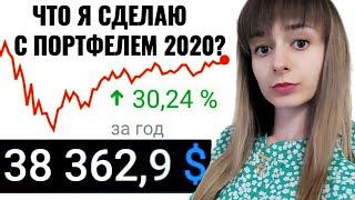 Инвестиционный портфель дивидендных акций 2020. Инвестиции в акции. Тинькофф инвестиции.