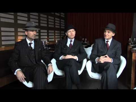 Gotan Project interview - Philippe Cohen Solal, Eduardo Makaroff and Christoph H. Müller (part 4)