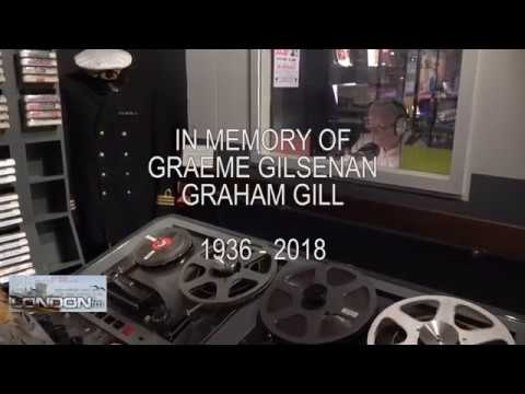 Graham Gill interview