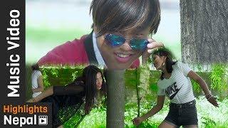 Aaja Ramna Man Lagirachha | New Nepali Pop Song 2017 | Pink Rijal Ft. Alish Rai, Rabina Raut