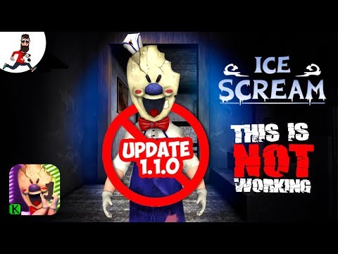 ICE SCREAM [1.1.0] UPDATE NOT WORK ► GHOST, HARD, EXTREME MODES