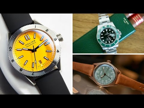 Watches To Buy With Colorful Dials (Yellow, Green, Red, Orange & More)
