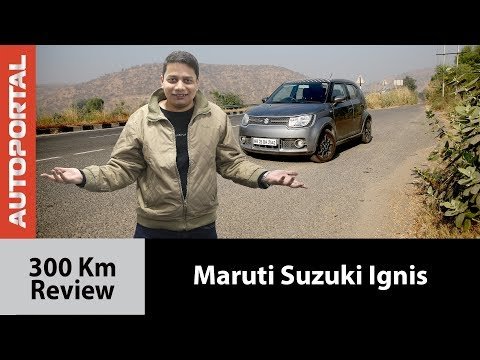 Maruti Suzuki Ignis 300 Km Delhi to Alwar Review - Autoportal