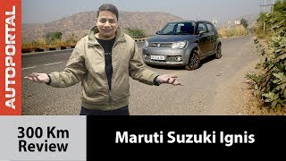 Maruti Suzuki Ignis 300 Km Delhi to Alwar Review - Autoportal