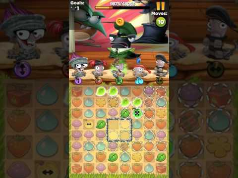 Best Fiends BOOT CAMP 1 Level 7 walkthrough ios android gameplay HD