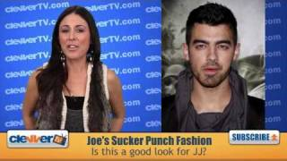 Joe Jonas 'Sucker Punch' Movie Premiere Fashion Recap