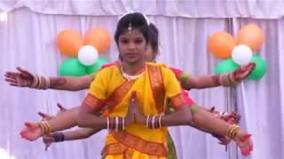 Maa Saraswati Sharde   dance performance part-10 on -30/01/2018