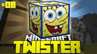 SPONGEBOB LUCKYBLOCKS?! - Minecraft Twister #08 [Deutsch/HD]