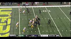 Oregon O vs LSU D 2011