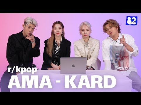 KARD: Tanyakan Apa Saja | R/kpop
