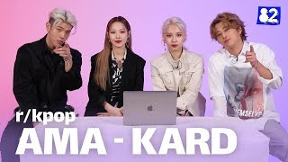 KARD Ask Me Anything r kpop