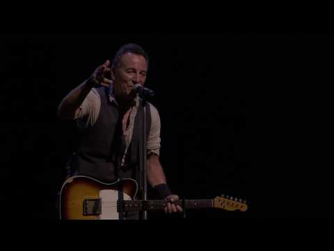Bruce Springsteen in Perth - January 22, 2017