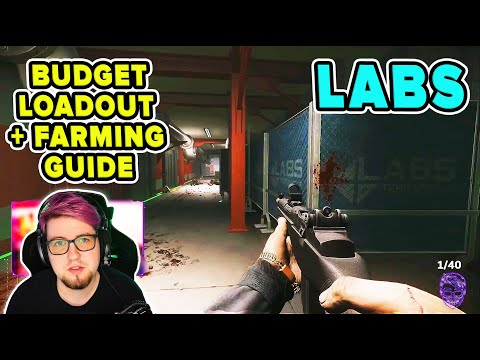 LABS BUDGET LOADOUT + FARMING GUIDE | Escape from Tarkov | TweaK