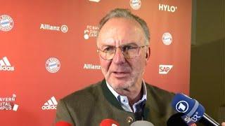 Rummenigge hofft auf deutsches EM-Sommermärchen in München