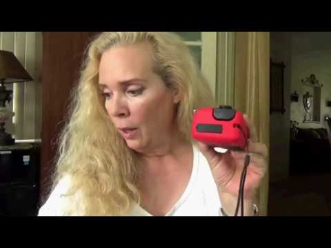 handcrank radio - customer review