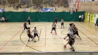 英華vs九龍塘學校 part2(2016.7.6全港學界籃球