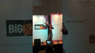 Permaisuri -Shidi Data @Sg Expo 23Dec 2016 part 1