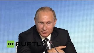 LIVE: Putin speaks at 25th anniversary of the Russian Federal Anti-Monopoly Service