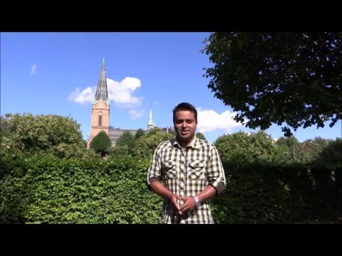 World Physiotherapy Day - Greetings to Bangladesh from Lund University, Sweden