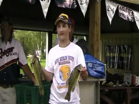Wisconsin Bass Federation Junior Bass Tournament