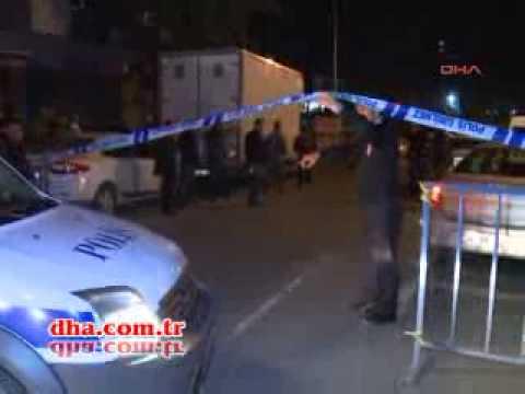 Yenibosna 75. Yıl Polis Merkezi'ne saldırı
