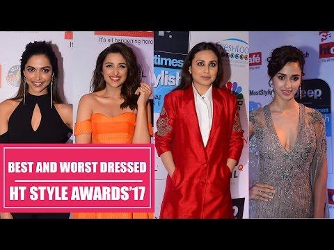 Deepika Padukone, Alia Bhatt, Disha Patani: HT Style Awards best and worst dressed 2017