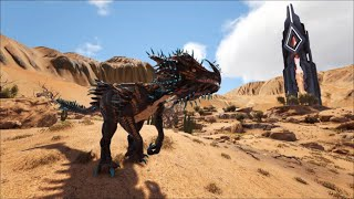 ARK Extinction Tamil Taming Velonasaur - Tamilan J Gaming