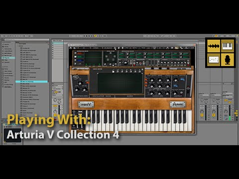 Arturia V Collection 4 : arturia v collection 4 review computer music academy youtube ~ Russianpoet.info Haus und Dekorationen