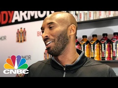 Kobe Bryant Explains How Elon Musk Inspires Him | CNBC