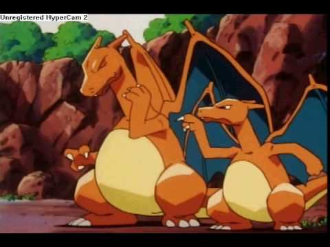 Charizard Tribute- Headstrong