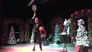 Ian - Gentleman Juggler - A Variety of Vaudeville