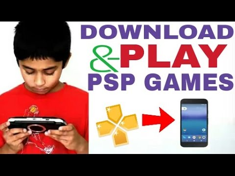 how to play emulators on psp