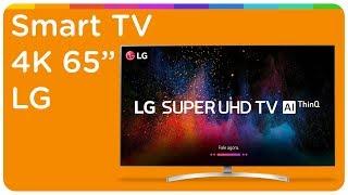 """Smart TV LED 65"""" LG 4K 65SK8500PSA"""