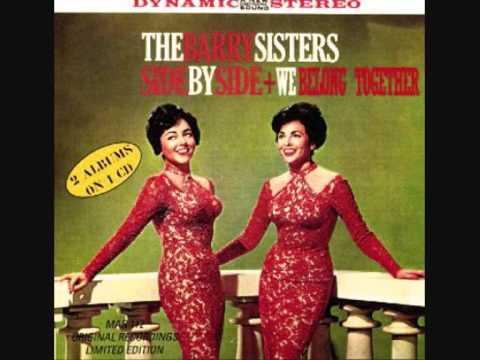 Barry Sisters- Bei mir bisti sheyn