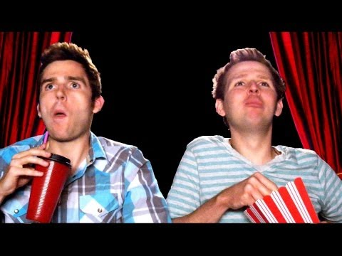 ANNOYING PEOPLE IN A THEATER!