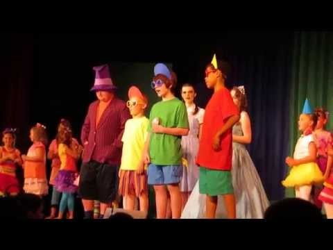The Wizard of Oz by Johnson Co High School Players & Johnson Co Young Artists - The Munchkins