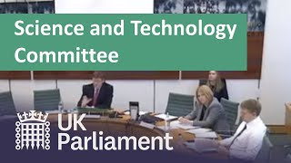 Coronavirus: Science and Technology Committee 25 March 2020