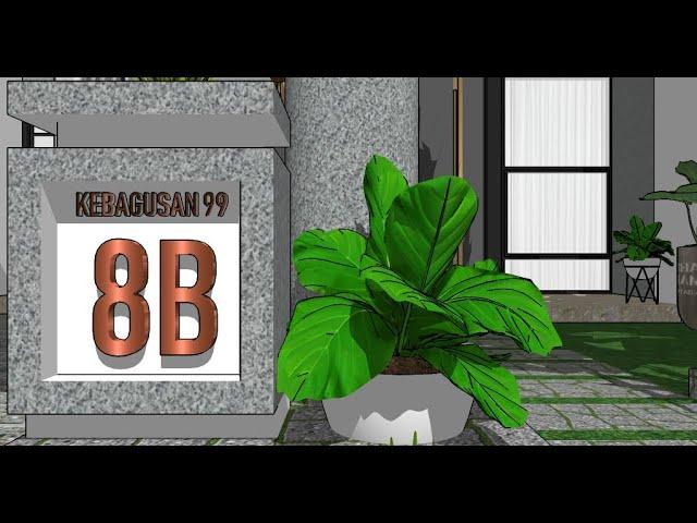 Desain Kawasan Gudang Modern Youtube