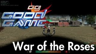 Good Game Review - War of the Roses - TX: 23/10/12