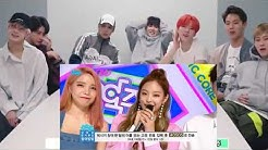 MONSTA X REACTION TO BLACKPINK When You Can't Understand #Jennie