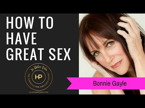 How to Have Great Sex: Formula for Fabulous Sex  Episode #133