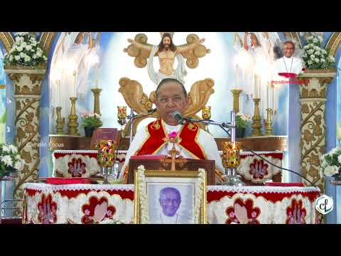 Homily by Mar Thomas Elavanal at the requiem mass (06 Sept 2021) for Mar Paul Chittilappilly.