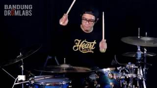 AZI GOODBOY - LOSE IT ALL - EVERY LIE IS GOD - DRUM PLAYTHROUGH