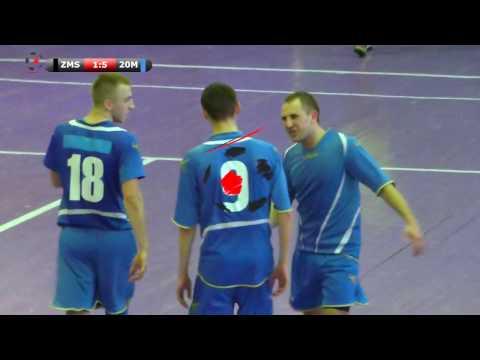 Обзор матча ZoomSupport United - 20minut United #itliga14