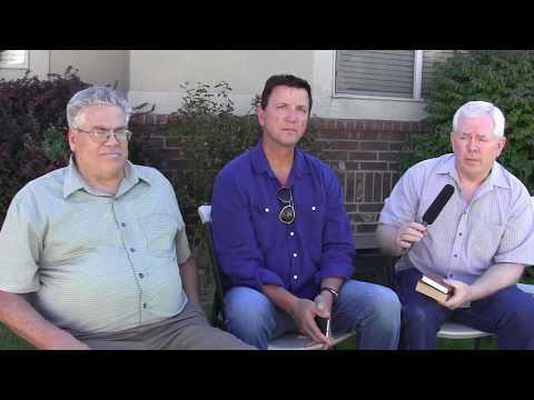 LEE BAKER Poses 3 Questions to ALAN RICHARDSON, A MORMON