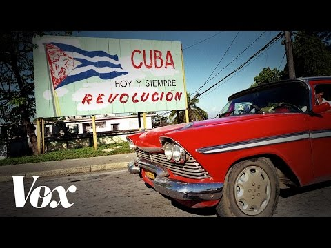 Why the Cuba embargo should end